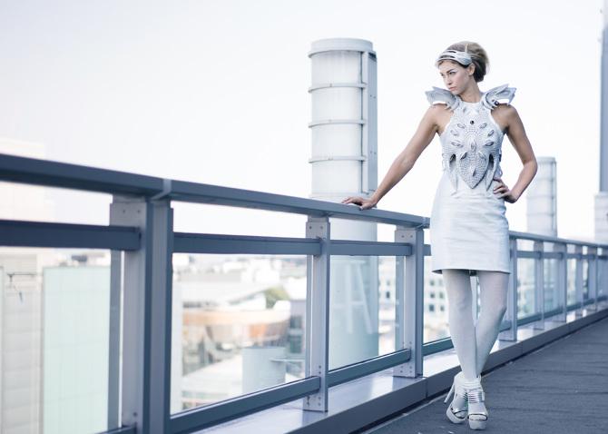 hightech dress