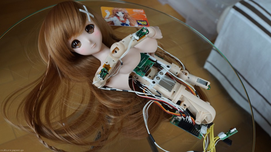 robotic smart doll 5