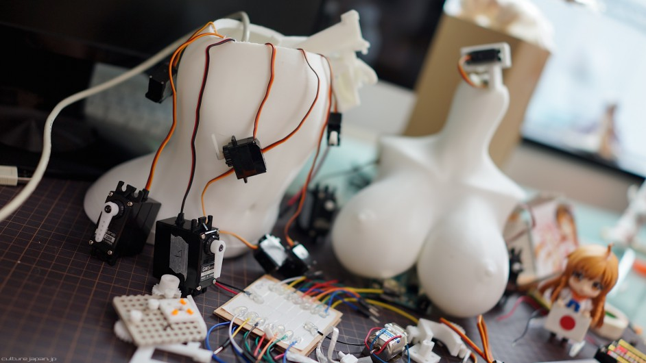 robotic smart doll 1